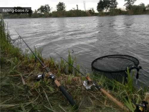 Водолей Динская Рыбалка